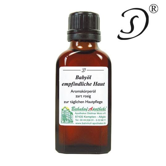 Babyöl empfindliche Haut, 50ml