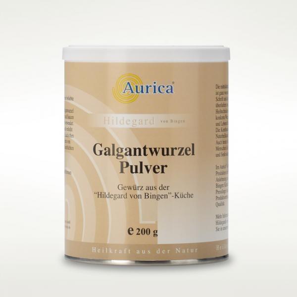 Aurica Galgantwurzelpulver