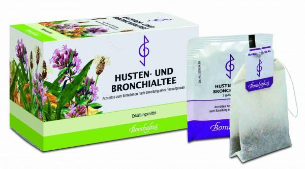 Bombastus Husten und Bronchialtee