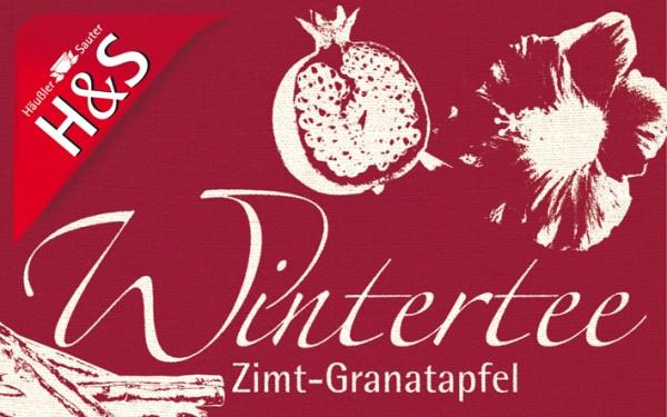 Wintertee Zimt-Granatapfel