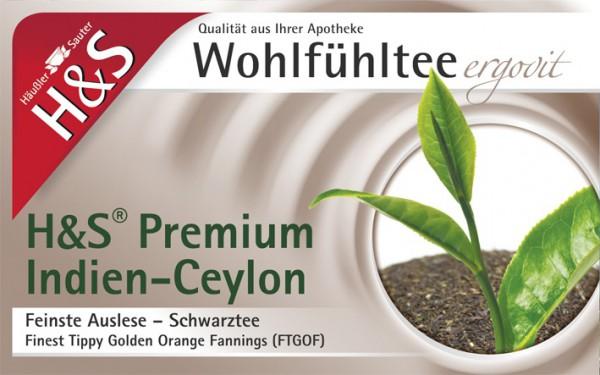 H&S Premium Schwarztee Indien Ceylon