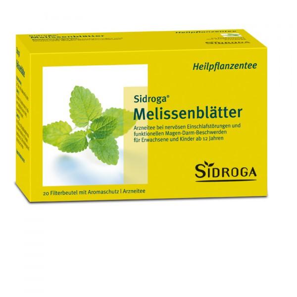 Sidroga Melissenblätter-Tee