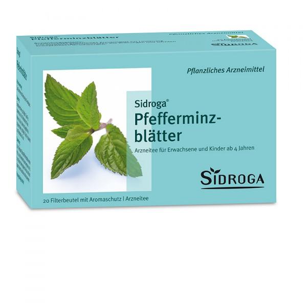 Sidroga Pfefferminzblätter Tee