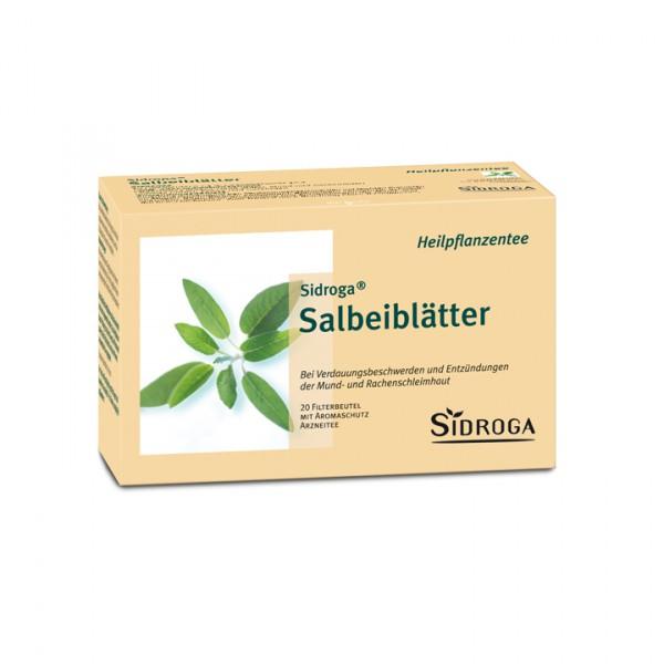 Sidroga Salbeiblätter Tee