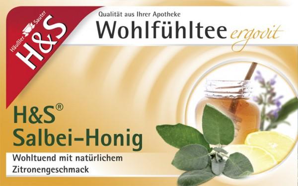 H&S Wohlfühl Salbei - Honig - Zitrone