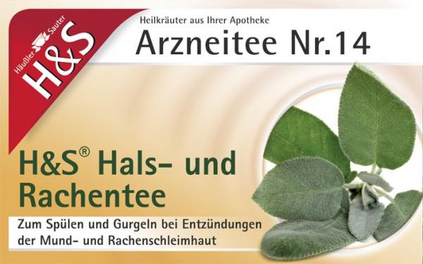 H&S Hals - Rachentee