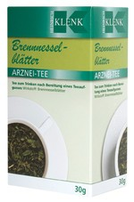 Klenk Brennesselblätter Tee