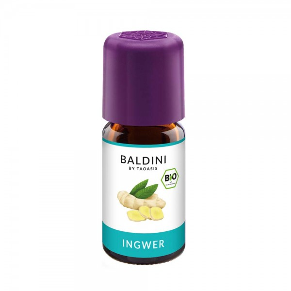 Baldini Bio-Aroma Ingweröl BIO