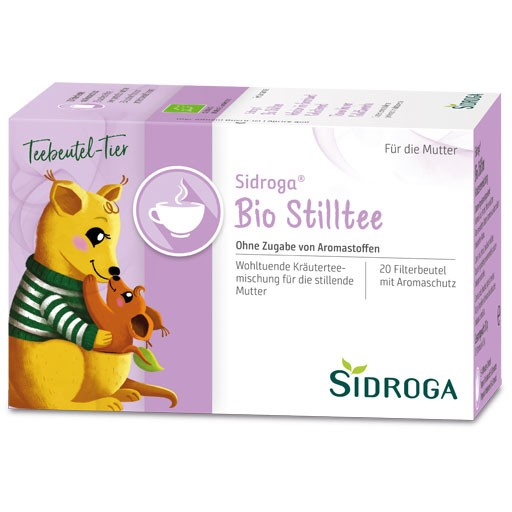 Sidroga Bio Stilltee