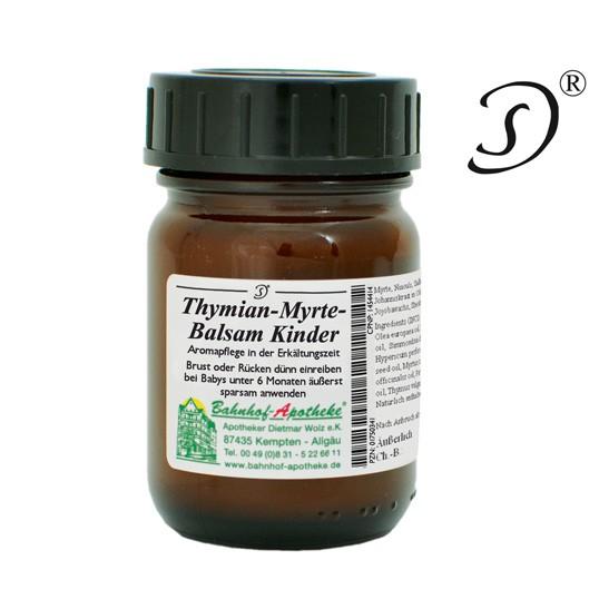 Thymian Myrte Balsam für Kind/Säugling, 50ml