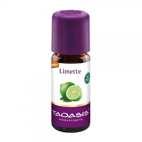 Taoasis Limettenöl BIO|demeter