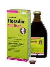 Salus Floradix mit Eisen Lösung