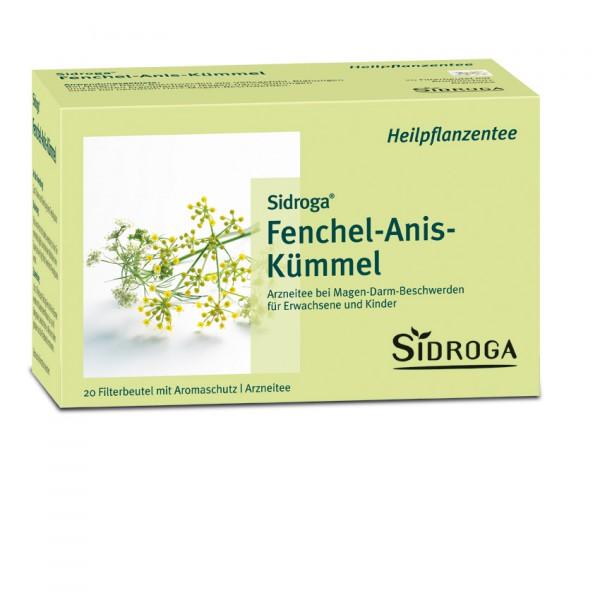Sidroga Fenchel Anis Kümmel Tee