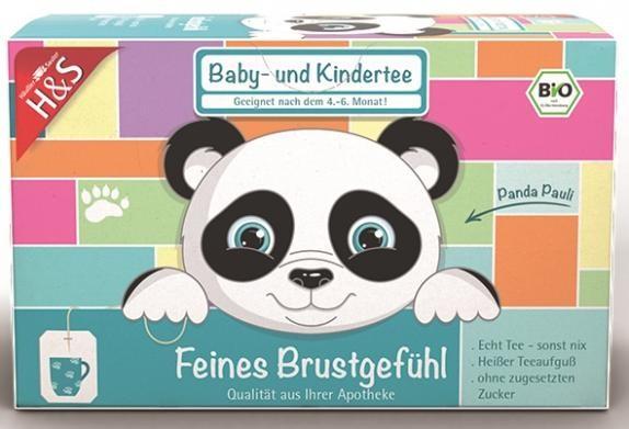 H&S Bio und Kindertee Feiines Brustgefühl
