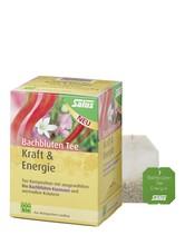 Salus Bachblütentee Kraft & Energie