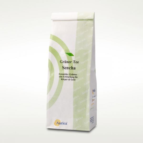 Aurica Grüner Tee Sencha