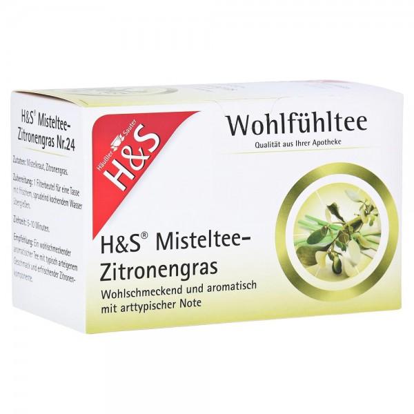 H+S Misteltee mit Zitronengras