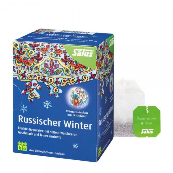 Russischer Winter Früchtetee bio