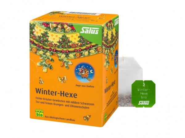 Winter-Hexe Kräuter Gewürztee