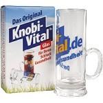 Allgäuer Kräuterhaus Knobivital Glas 5cl Messbecher