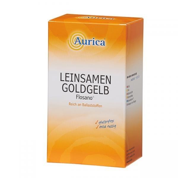 Aurica Leinsamen Goldgelb